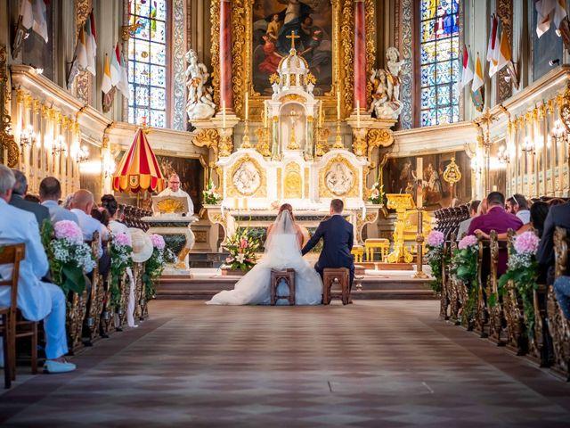 Le mariage de Julien et Flora à Jungholtz, Haut Rhin 22