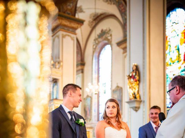 Le mariage de Julien et Flora à Jungholtz, Haut Rhin 23