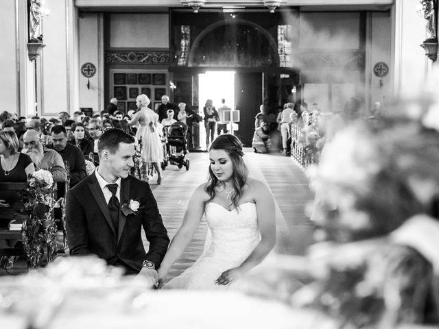 Le mariage de Julien et Flora à Jungholtz, Haut Rhin 24