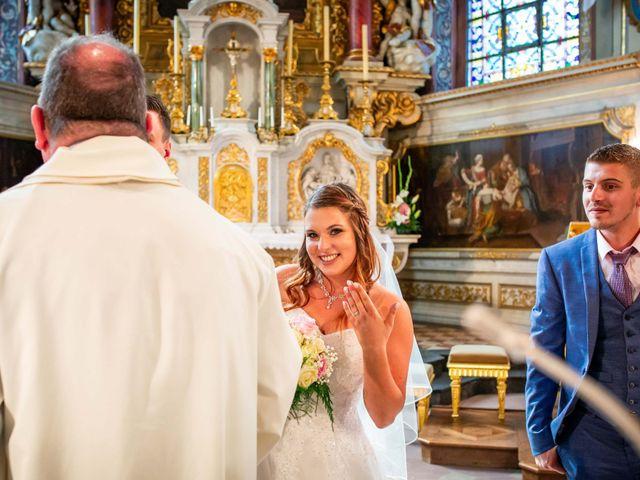 Le mariage de Julien et Flora à Jungholtz, Haut Rhin 25