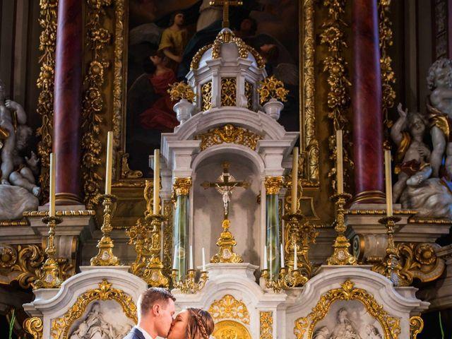 Le mariage de Julien et Flora à Jungholtz, Haut Rhin 26