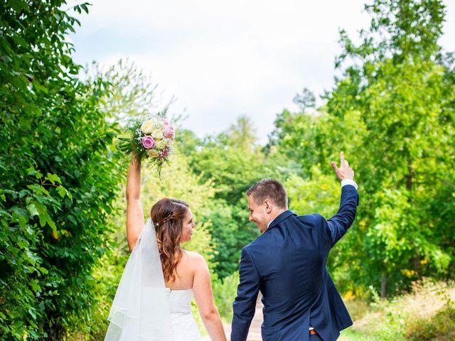 Le mariage de Julien et Flora à Jungholtz, Haut Rhin 28