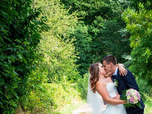 Le mariage de Julien et Flora à Jungholtz, Haut Rhin 29