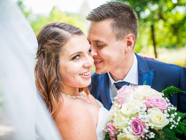 Le mariage de Julien et Flora à Jungholtz, Haut Rhin 30