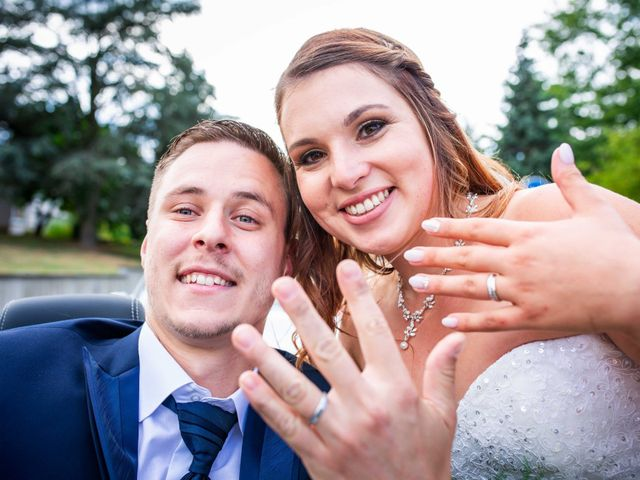 Le mariage de Julien et Flora à Jungholtz, Haut Rhin 32