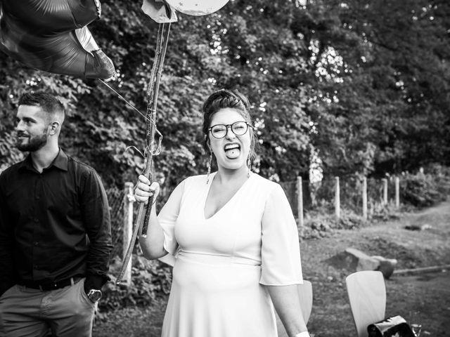 Le mariage de Julien et Flora à Jungholtz, Haut Rhin 33