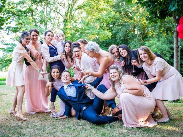 Le mariage de Julien et Flora à Jungholtz, Haut Rhin 35