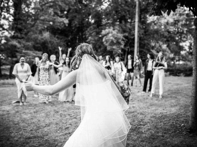 Le mariage de Julien et Flora à Jungholtz, Haut Rhin 39