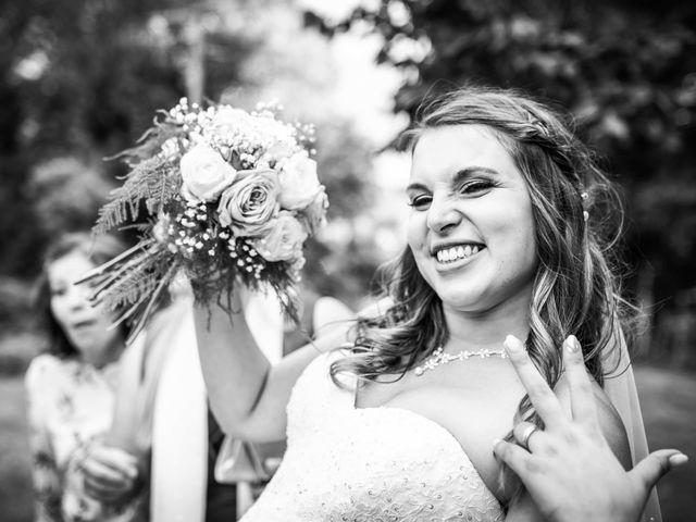 Le mariage de Julien et Flora à Jungholtz, Haut Rhin 41