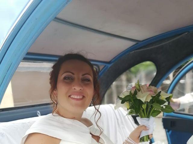Le mariage de Romain et Estelle à Dhuizon, Loir-et-Cher 1