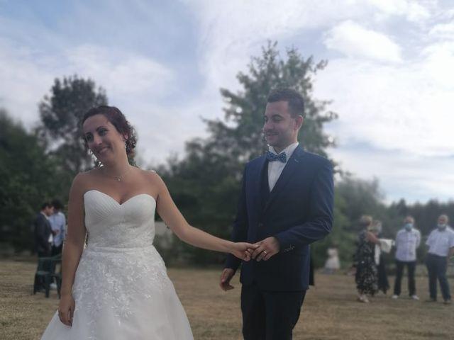 Le mariage de Romain et Estelle à Dhuizon, Loir-et-Cher 2