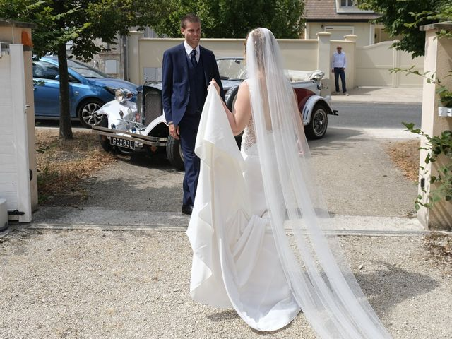 Le mariage de Vivien et Manon à Milly-la-Forêt, Essonne 21
