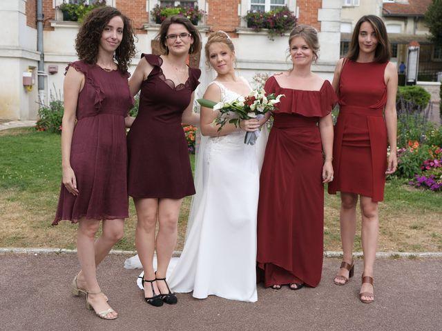 Le mariage de Vivien et Manon à Milly-la-Forêt, Essonne 27