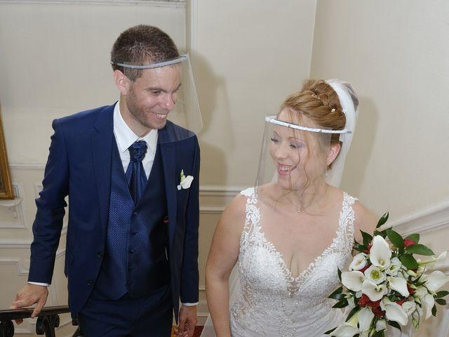 Le mariage de Vivien et Manon à Milly-la-Forêt, Essonne 31
