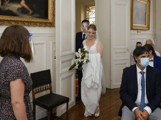 Le mariage de Vivien et Manon à Milly-la-Forêt, Essonne 32