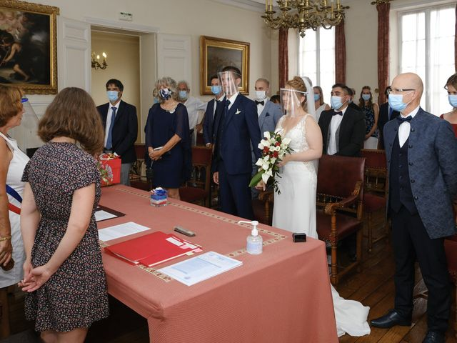 Le mariage de Vivien et Manon à Milly-la-Forêt, Essonne 34