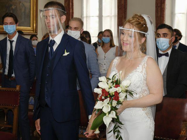 Le mariage de Vivien et Manon à Milly-la-Forêt, Essonne 35