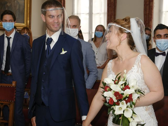 Le mariage de Vivien et Manon à Milly-la-Forêt, Essonne 36
