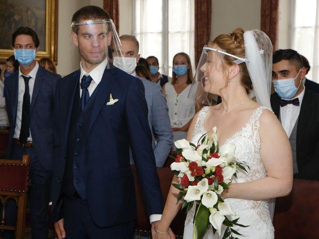Le mariage de Vivien et Manon à Milly-la-Forêt, Essonne 38