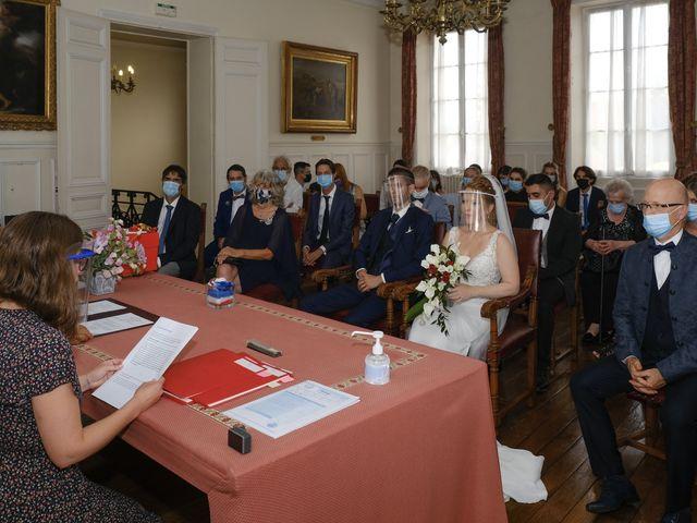 Le mariage de Vivien et Manon à Milly-la-Forêt, Essonne 40