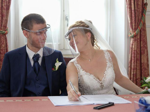 Le mariage de Vivien et Manon à Milly-la-Forêt, Essonne 44