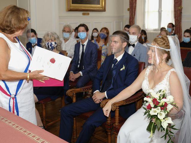 Le mariage de Vivien et Manon à Milly-la-Forêt, Essonne 49