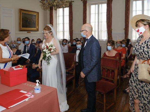 Le mariage de Vivien et Manon à Milly-la-Forêt, Essonne 50