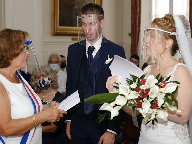 Le mariage de Vivien et Manon à Milly-la-Forêt, Essonne 51