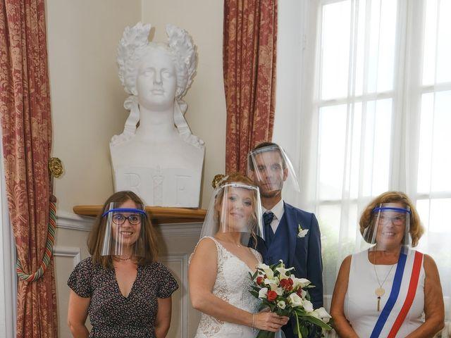 Le mariage de Vivien et Manon à Milly-la-Forêt, Essonne 52