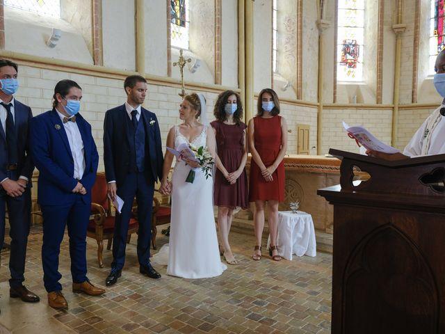 Le mariage de Vivien et Manon à Milly-la-Forêt, Essonne 73
