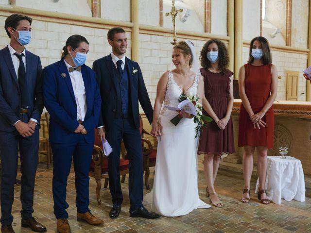 Le mariage de Vivien et Manon à Milly-la-Forêt, Essonne 74