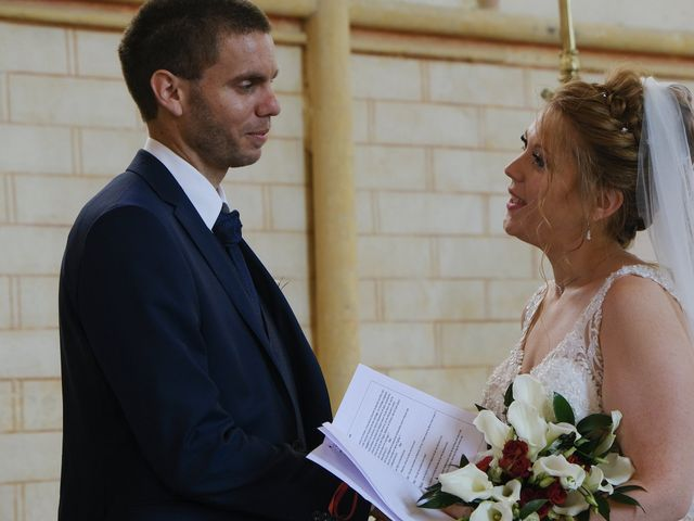Le mariage de Vivien et Manon à Milly-la-Forêt, Essonne 75