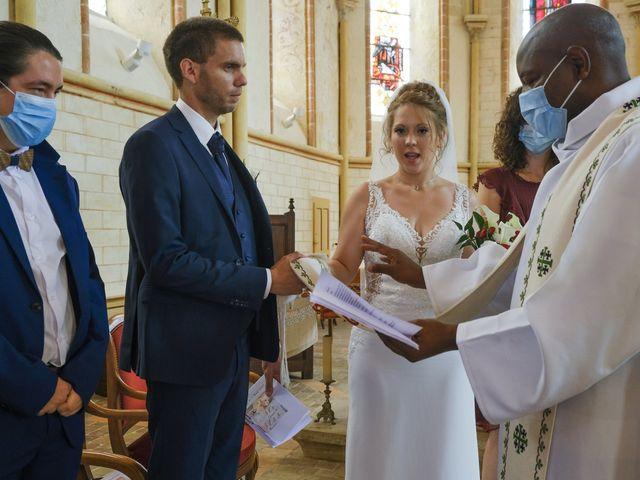 Le mariage de Vivien et Manon à Milly-la-Forêt, Essonne 79