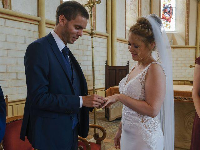 Le mariage de Vivien et Manon à Milly-la-Forêt, Essonne 85