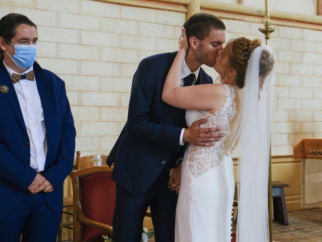 Le mariage de Vivien et Manon à Milly-la-Forêt, Essonne 87