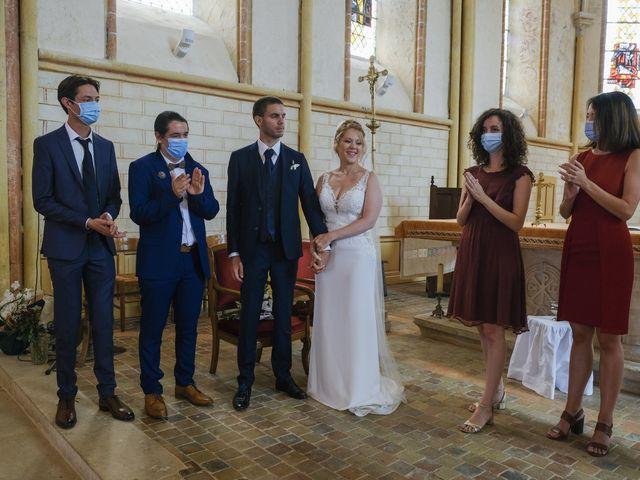 Le mariage de Vivien et Manon à Milly-la-Forêt, Essonne 89