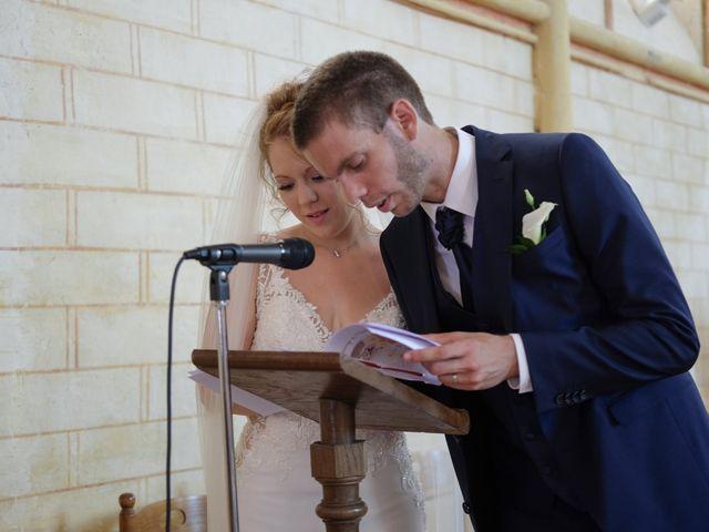 Le mariage de Vivien et Manon à Milly-la-Forêt, Essonne 92