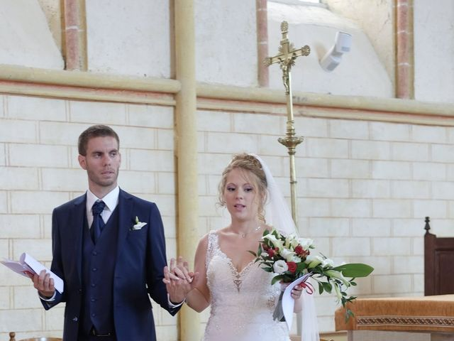 Le mariage de Vivien et Manon à Milly-la-Forêt, Essonne 93