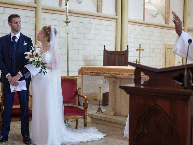 Le mariage de Vivien et Manon à Milly-la-Forêt, Essonne 94