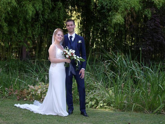 Le mariage de Vivien et Manon à Milly-la-Forêt, Essonne 120