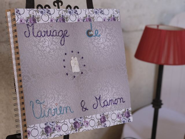 Le mariage de Vivien et Manon à Milly-la-Forêt, Essonne 132