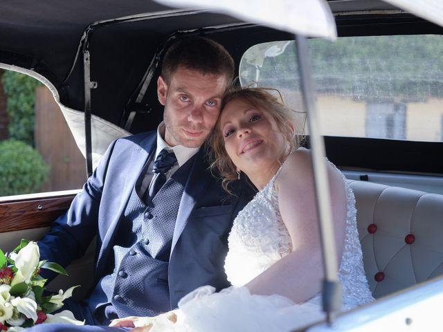 Le mariage de Vivien et Manon à Milly-la-Forêt, Essonne 136