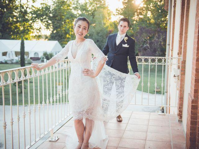 Le mariage de Pierrick et Lynn à Muret, Haute-Garonne 49