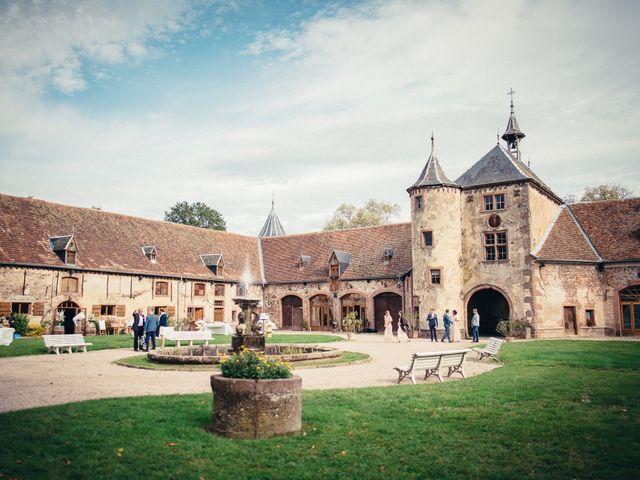 Le mariage de Nicolas et Julie à Saint-Pierre-Bois, Bas Rhin 33