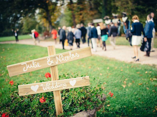 Le mariage de Nicolas et Julie à Saint-Pierre-Bois, Bas Rhin 34