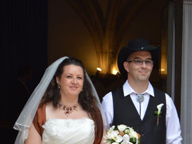 Le mariage de Anne et Sylvère à Dijon, Côte d'Or 4