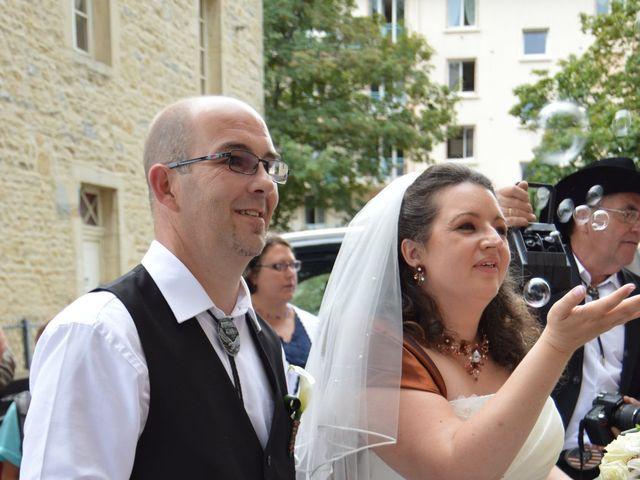 Le mariage de Anne et Sylvère à Dijon, Côte d'Or 6
