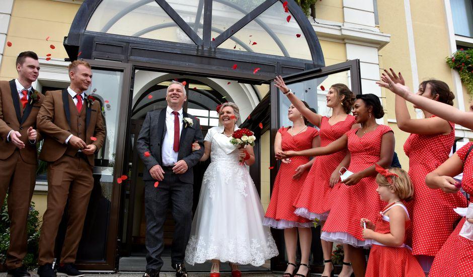 Le mariage de Fabrice et Corinne à Saint-Martin-Boulogne, Pas-de-Calais
