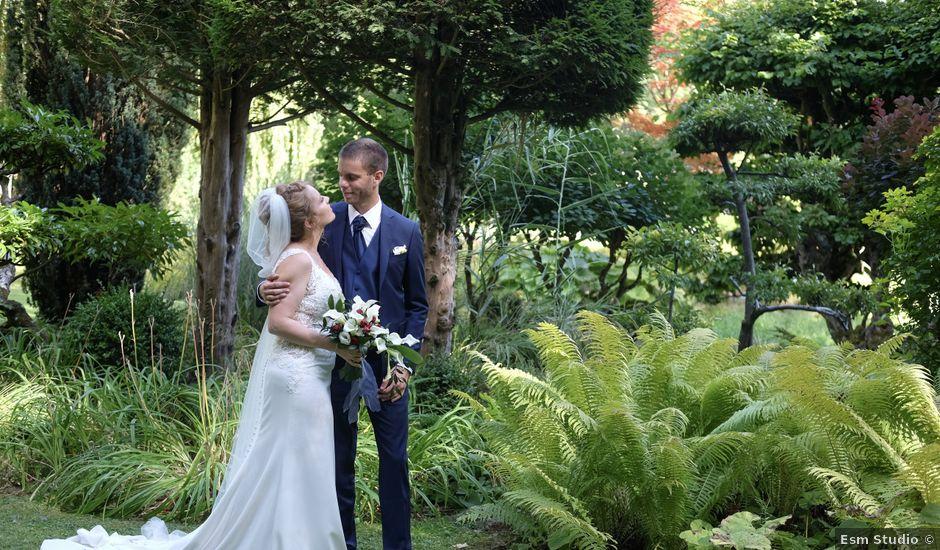 Le mariage de Vivien et Manon à Milly-la-Forêt, Essonne