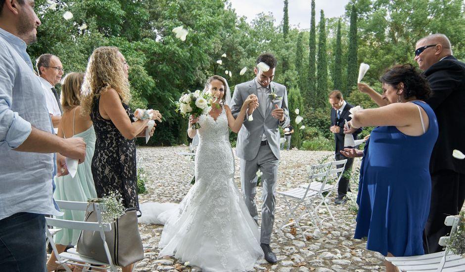 Le mariage de Florian  et Jenifer  à Ventabren, Bouches-du-Rhône